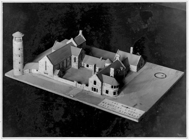 planned kirk from 1955